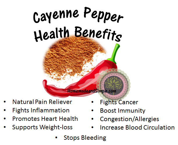 Spice Up Your Life With Cayenne Pepper Eat Clean For A New You